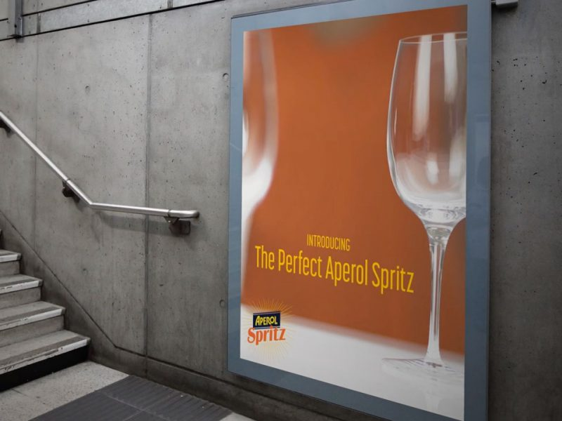 Aperol: Marketing and Social campaign content