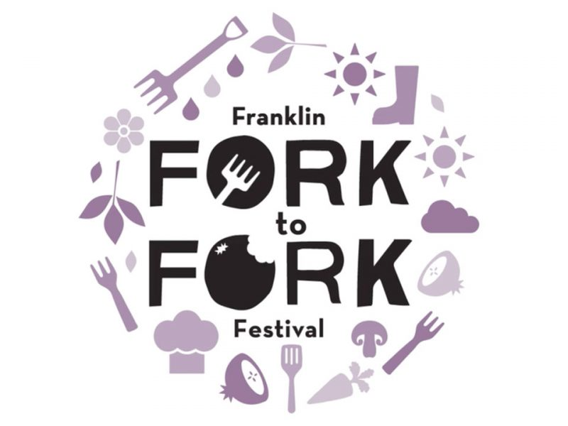 Fork to Fork food festival: Social campaign content